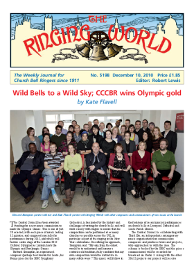 The Ringing World issue 5198