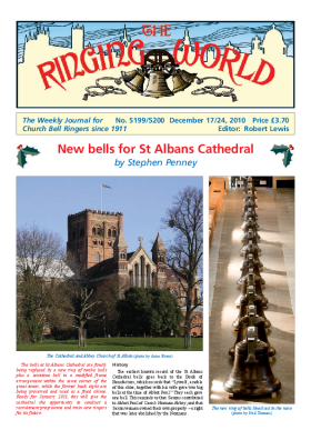 The Ringing World issue 5199