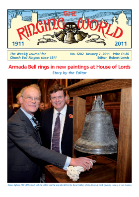 The Ringing World issue 5202