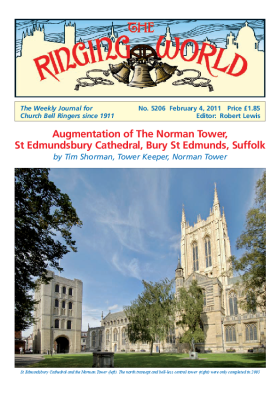 The Ringing World issue 5206
