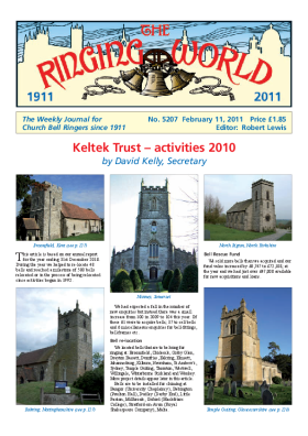 The Ringing World issue 5207
