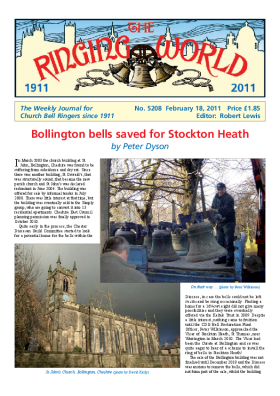 The Ringing World issue 5208
