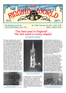 The Ringing World issue 5209