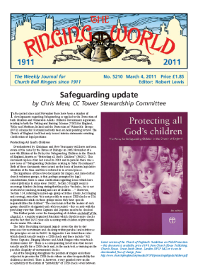 The Ringing World issue 5210