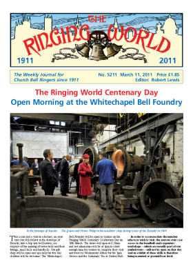 The Ringing World issue 5211