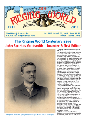 The Ringing World issue 5213