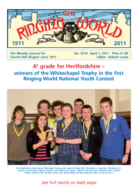 The Ringing World issue 5214