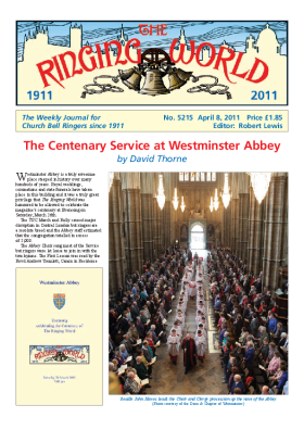 The Ringing World issue 5215