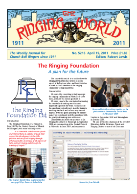 The Ringing World issue 5216