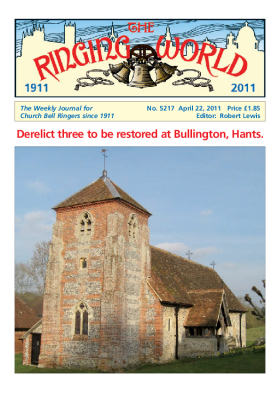 The Ringing World issue 5217