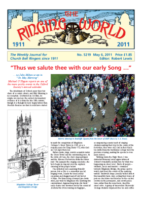 The Ringing World issue 5219