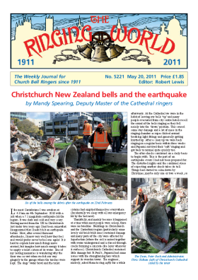 The Ringing World issue 5221