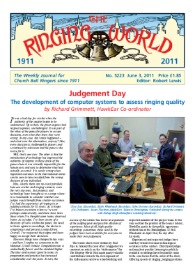 The Ringing World issue 5223