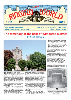 The Ringing World issue 5224