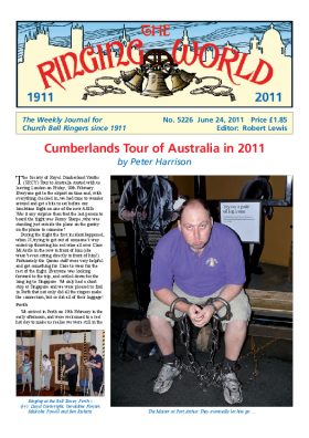The Ringing World issue 5226