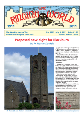 The Ringing World issue 5227