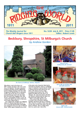 The Ringing World issue 5228