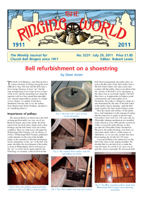 The Ringing World issue 5231