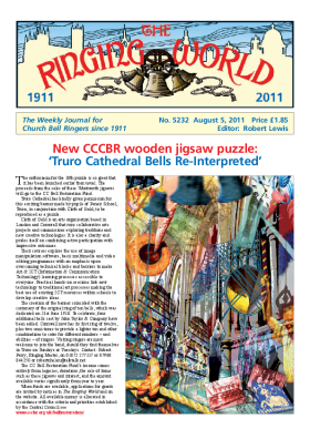 The Ringing World issue 5232