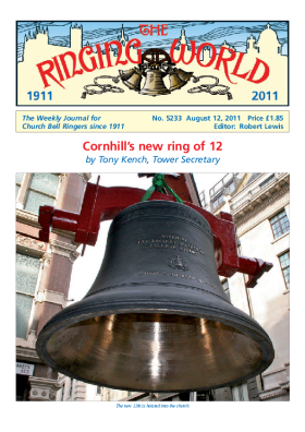 The Ringing World issue 5233