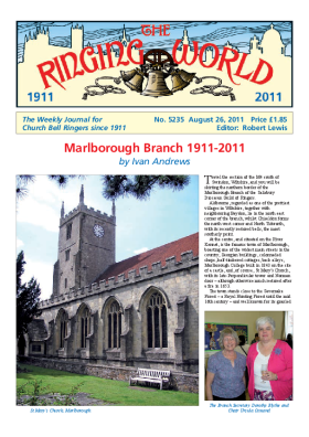The Ringing World issue 5235
