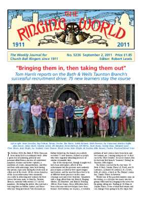 The Ringing World issue 5236