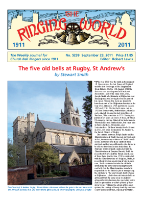 The Ringing World issue 5239