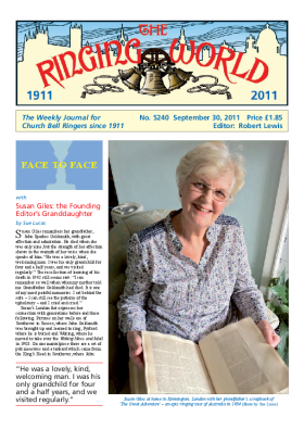 The Ringing World issue 5240