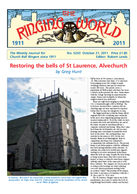 The Ringing World issue 5243
