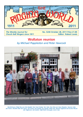 The Ringing World issue 5244