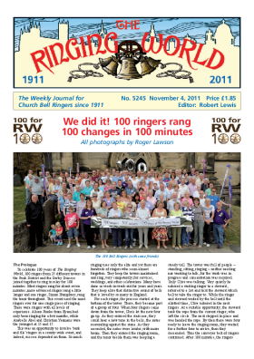 The Ringing World issue 5245