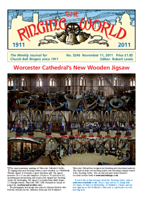 The Ringing World issue 5246