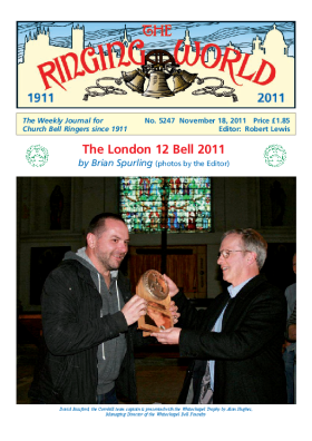 The Ringing World issue 5247