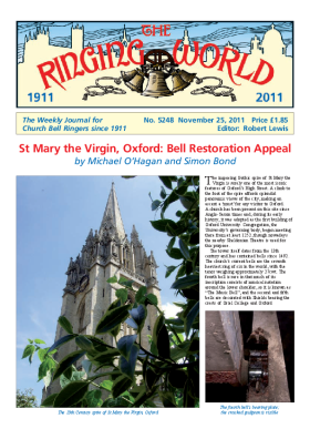 The Ringing World issue 5248