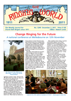 The Ringing World issue 5249