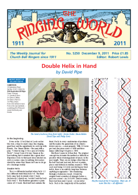 The Ringing World issue 5250