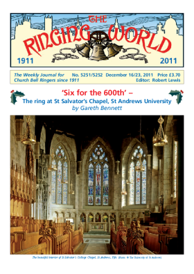 The Ringing World issue 5251