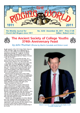 The Ringing World issue 5253