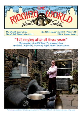 The Ringing World issue 5254