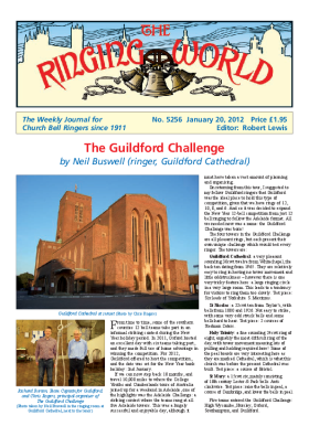 The Ringing World issue 5256