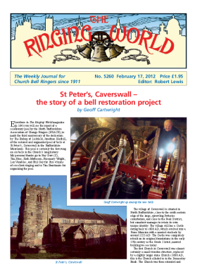 The Ringing World issue 5260