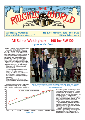 The Ringing World issue 5264