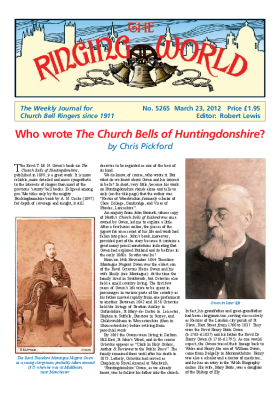 The Ringing World issue 5265