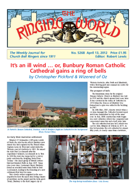 The Ringing World issue 5268