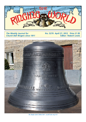 The Ringing World issue 5270