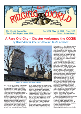 The Ringing World issue 5273