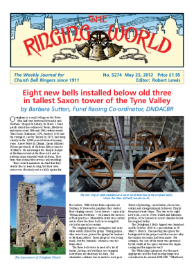 The Ringing World issue 5274