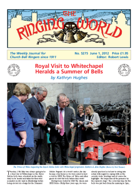 The Ringing World issue 5275