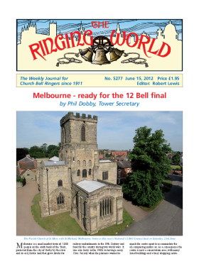 The Ringing World issue 5277