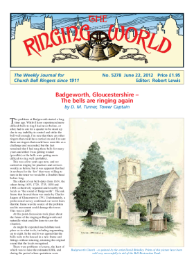 The Ringing World issue 5278